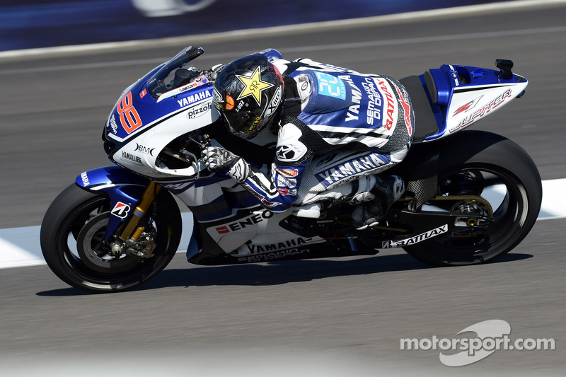 Lorenzo podiums with second at Indianapolis Grand Prix