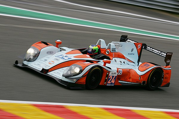 OAK Racing's pair of Morgan 2012 LMP2s ready for 6 Hours of Silverstone