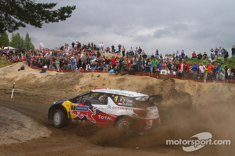 Citroen ready to return to tarmac roads in Rallye Deutschland