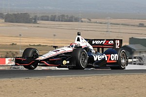 IndyCar Qualifying report Will Power earns 28th career pole at Sonoma