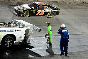 NASCAR Cup Race report Smith Finishes 16th in old-fashioned Bristol 500 racing