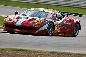 WEC Race report Ferrari rules GTE at Silverstone