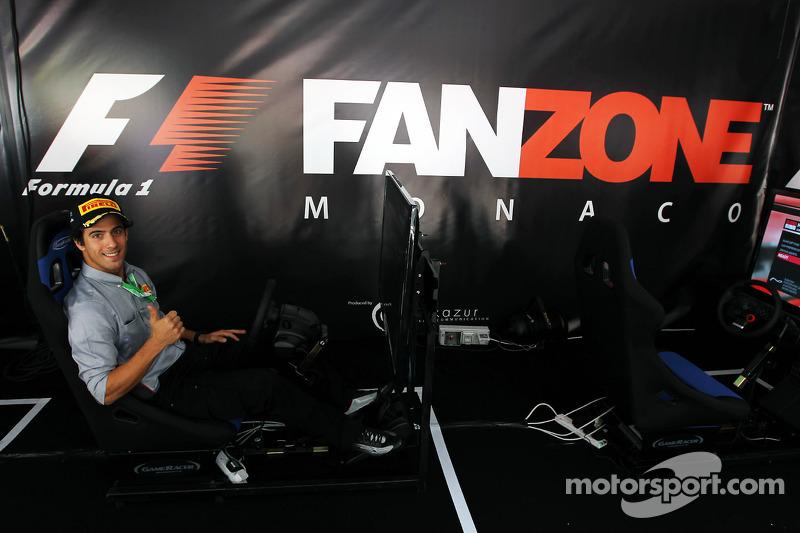 Di Grassi involved in FIA's 'Formula E' plans