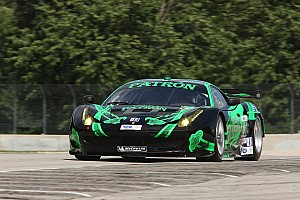 ALMS Preview ESM Patrón ready for Baltimore street fight