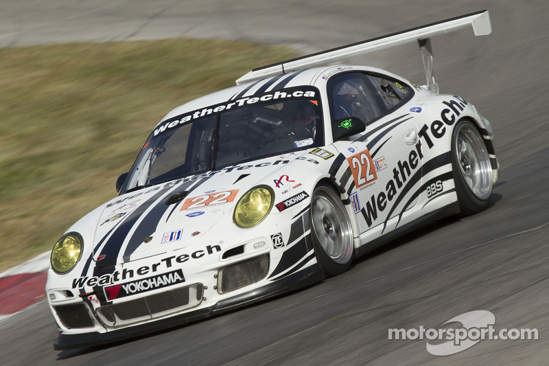 WeatherTech Porsche poised for Baltimore Grand Prix