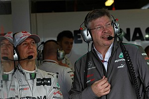 Formula 1 Breaking news Mercedes not commenting on latest Schumacher rumours