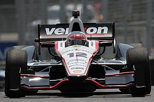 IndyCar Practice report Power fastest in practice on Friday at Baltimore