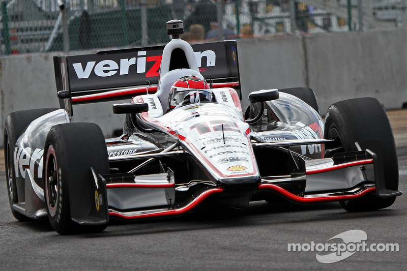 Points leader Power nails down pole on Baltimore street circuit