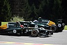 A tough race for Caterham at Spa