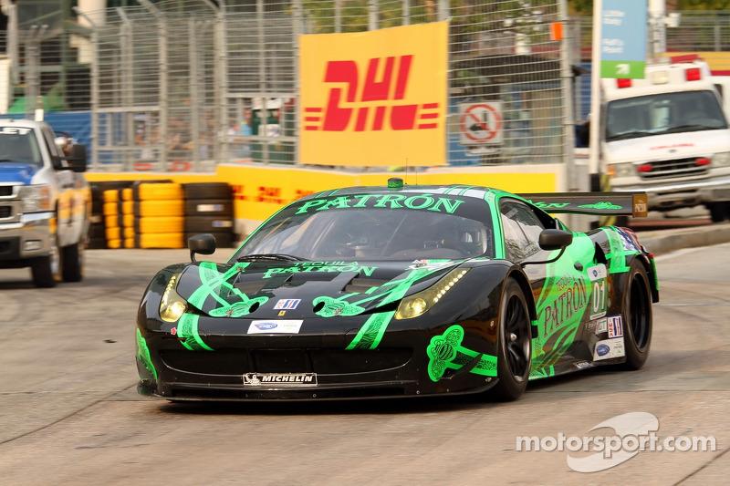 ESM Patrón finishes third at Baltimore; fourth podium this season