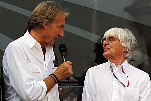 Formula 1 Breaking news Power-players Ecclestone, Todt meet with Ferrari
