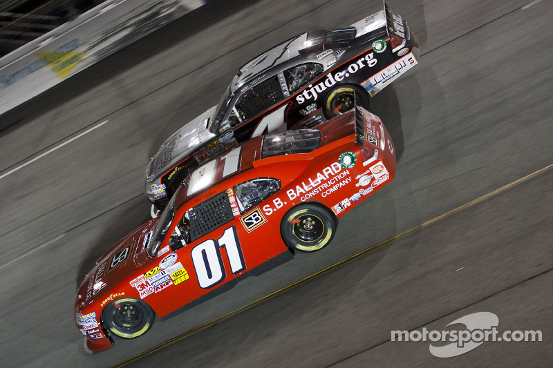 Wallace logs 21st place finish in Friday race at Richmond