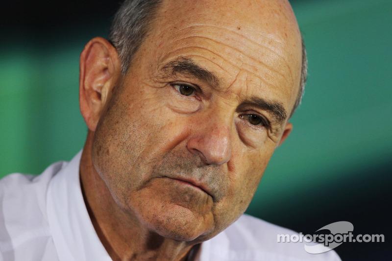 Grosjean did not apologise for Spa crash - Sauber