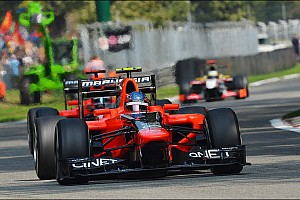 Formula 1 Race report Italian GP exceed Marussia expectation