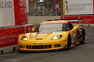 ALMS Preview Corvette Team ventures into uncharted territory at Virginia International Raceway