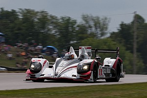 ALMS Testing report Muscle Milk Pickett Racing fastest on VIR test day