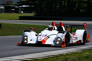 ALMS Qualifying report CORE autosport nabs VIR PC pole position by inches