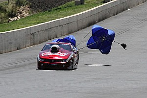 NHRA Qualifying report Third on Friday in Charlotte, Anderson pleased Camaro's performance