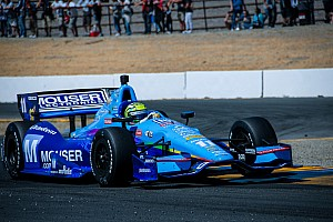 IndyCar Qualifying report KVR's Kanaan is expected to start third in MAVTV 500