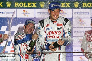 WEC Race report Historic win for Toyota in Brazil