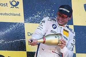 DTM Race report BMW's Spengler dominates rivals for victory in Oschersleben