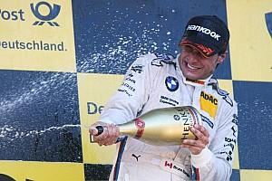 DTM Race report BMW's Spengler dominates rivals for victory in Oschersleben
