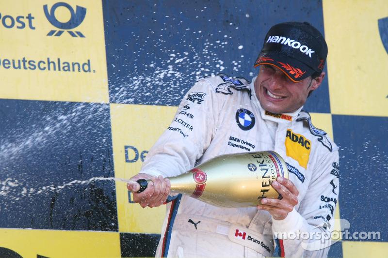 BMW's Spengler dominates rivals for victory in Oschersleben