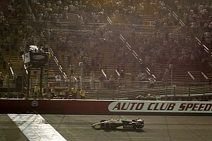 IndyCar Race report Chevy Indycar at Fontana: Team Chevy Driver Post Race Quotes