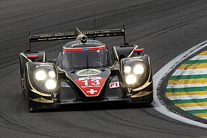 WEC Race report Harold Primat and Rebellion Racing take podium spot in Sao Paulo