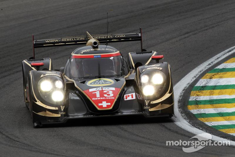 Harold Primat and Rebellion Racing take podium spot in Sao Paulo