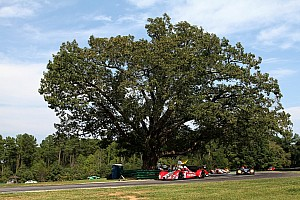 ALMS Race report Ende brings crippled Dempsey car home in fifth place at VIR