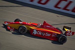 Indy Lights Race report Andretti Autosport's Munoz wins season finale at Fontana