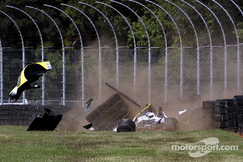Merchant Services Racing standing tall after a rough and tumble VIR 240