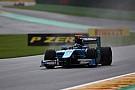Last race of the GP2 season for Ocean Racing