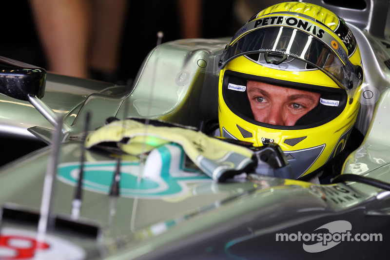 Rosberg not worried about Hamilton pairing