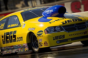 NHRA Preview Neff tries to sustain momentum at Dallas