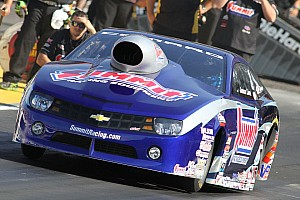 NHRA Qualifying report Starting third, Line sets his sights on a long day in Dallas