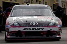 Hamlin and Gibbs Toyota team on winning at Loudon
