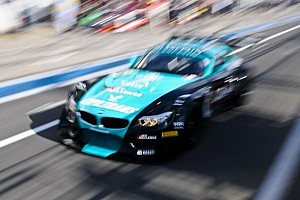 Blancpain Sprint Practice report BMW land first blow in title-decider at Donington