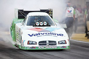 NHRA Qualifying report Beckman hold provisional pole at Gateway