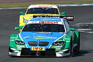 DTM Qualifying report Three BMW M3 DTMs start in the top ten in Valencia