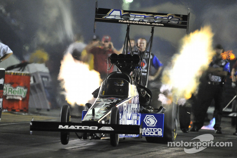 Brown, Beckman, Line and Arana Jr. earn no. 1 qualifying positions at St. Louis