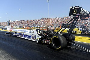 NHRA Race report Brown 'slams' the field near St. Louis