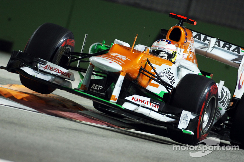 Sahara Force India looks forward to the Japanese Grand Prix