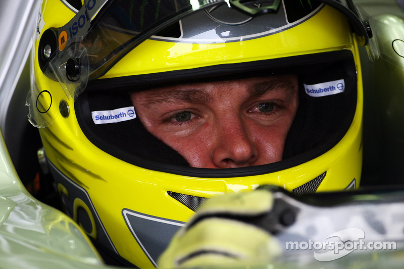 Mercedes's Schumacher with motivation intact for Japanese GP
