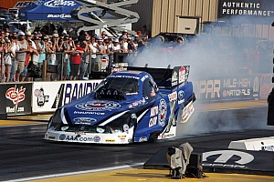 NHRA Preview John Force Racing looking for a rally at Reading