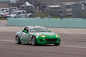 Grand-Am Race report Freedom Autosport claim 2nd in CTSCC driver, team championship at Lime Rock