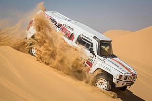 Cross-Country Rally Stage report Chaotic day of Pharaons Rally changes the leaderboard