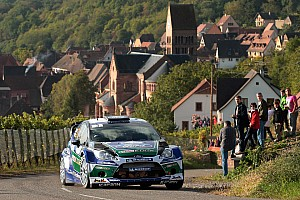 WRC Leg report Latvala treble guides Ford's Finn into second in France