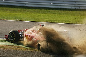 Formula 1 Race report Bad day for Alonso as Vettel dominates with 'double DRS'